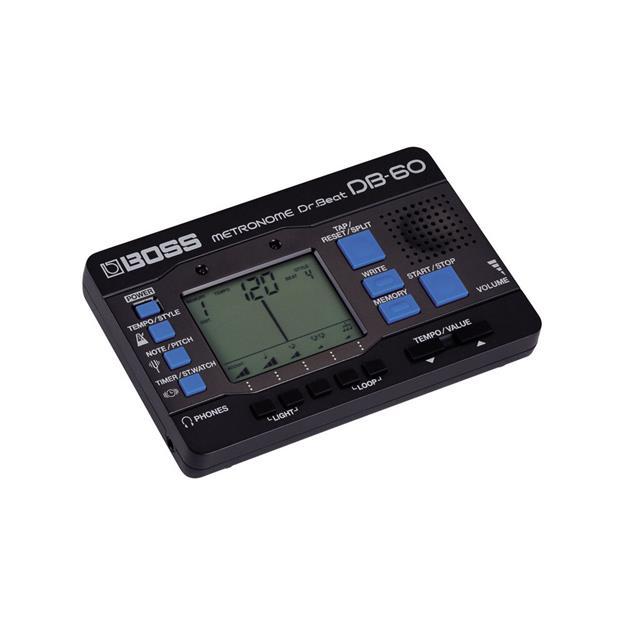 BOSS DB-60 Digital Metronom Dr. Beat