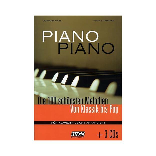 Hage Musikverlag Piano Piano - leicht