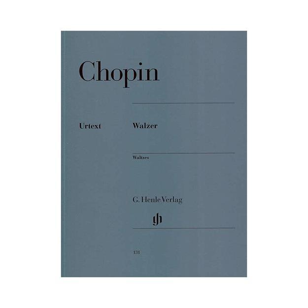 Henle Chopin, Walzer