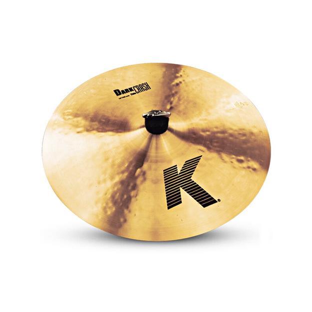 "Zildjian K Dark Crash Thin 16"""