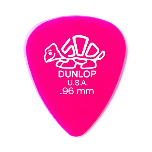 Dunlop Delrin 500 Standard, 0,96mm