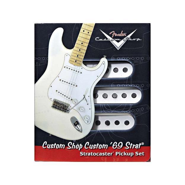 Fender Strat Custom 69 Set of 3