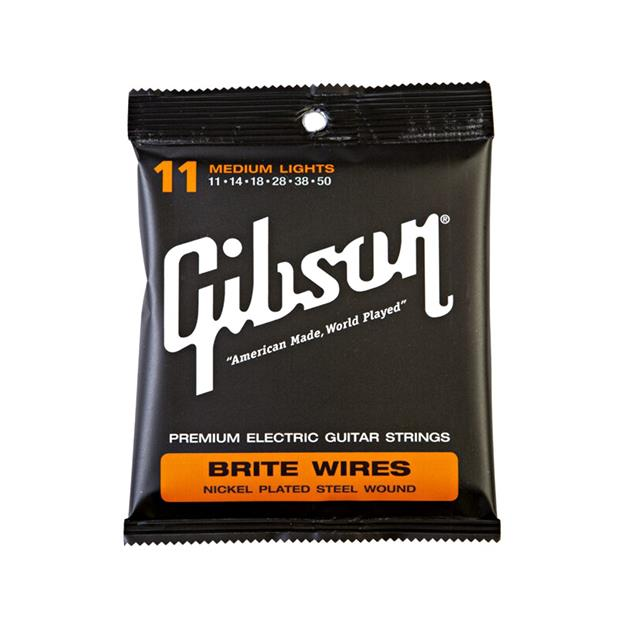 Gibson Brite Wires Ultra Light/Med.