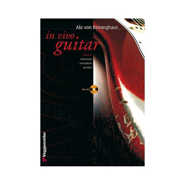 Voggenreiter In Vivo Guitar mit CD