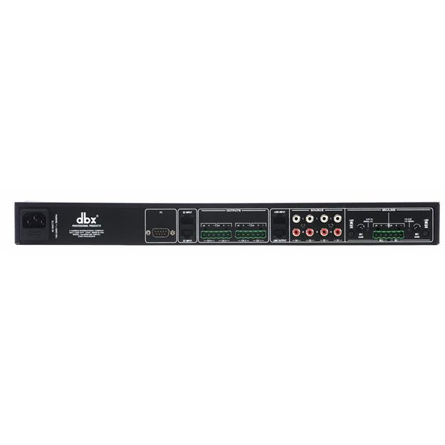 DBX ZonePRO 640