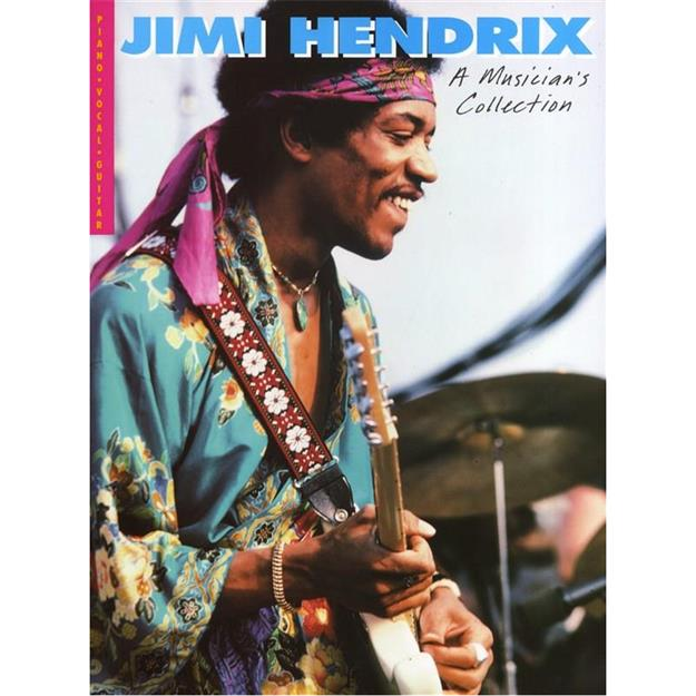 Music Sales Jimi Hendrix