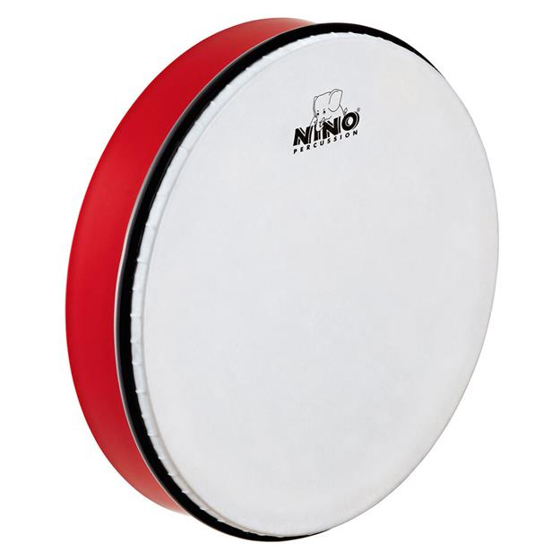 "Meinl NINO6R - Hand Drum 12"", red"