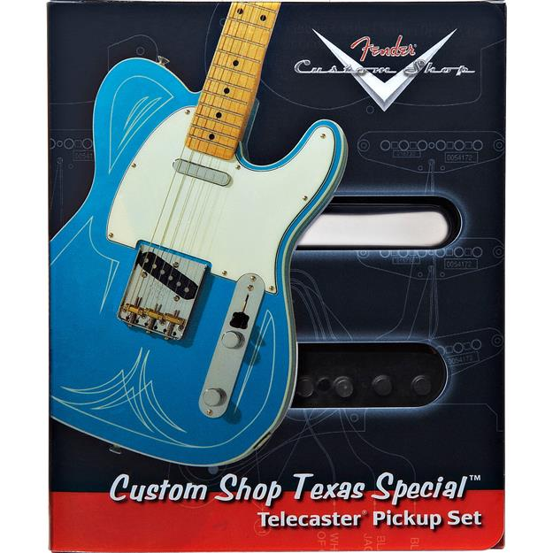 Fender Tele Texas Special Pickup Set Set of 2