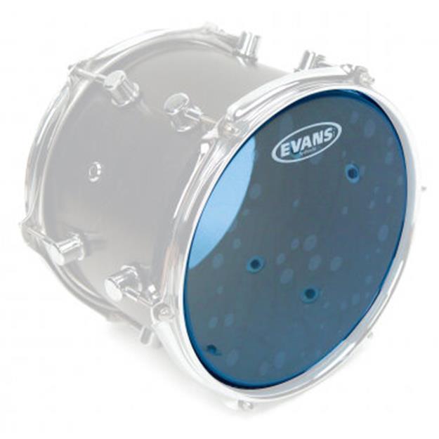 Evans Hydraulic 16'' - Blue - Tomfell - 2-lagig