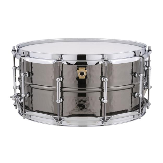 "Ludwig Black Beauty 14""x 6 1/2"" Snaredrum LB417T"