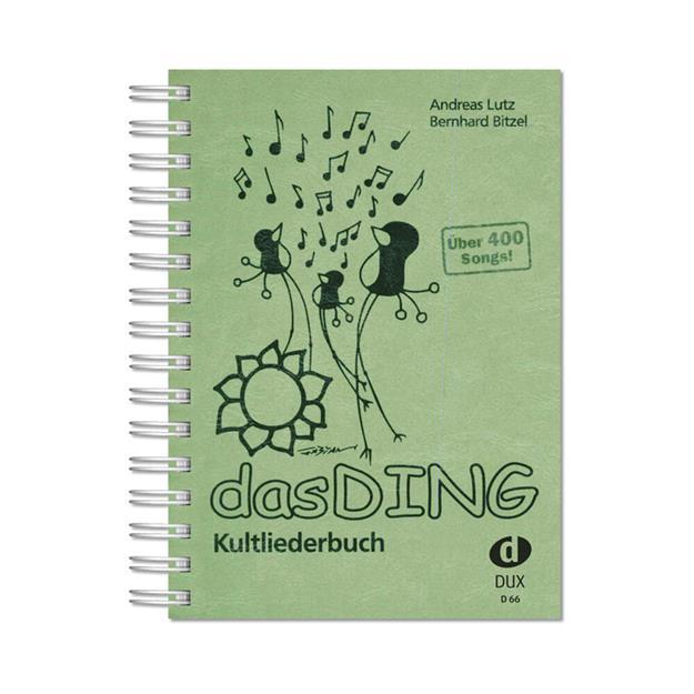 DUX Das Ding 1 - Kultliederbuch