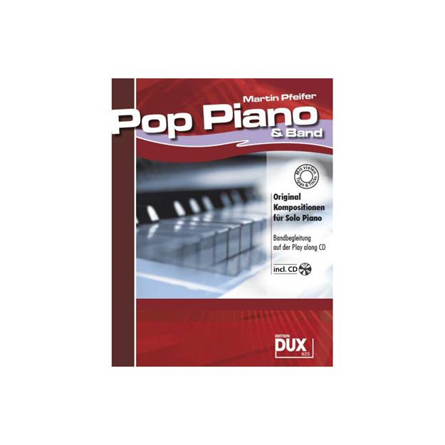 DUX Pop Piano and Band