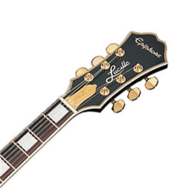 Epiphone B.B.King Lucille, Ebony Archtop Collection