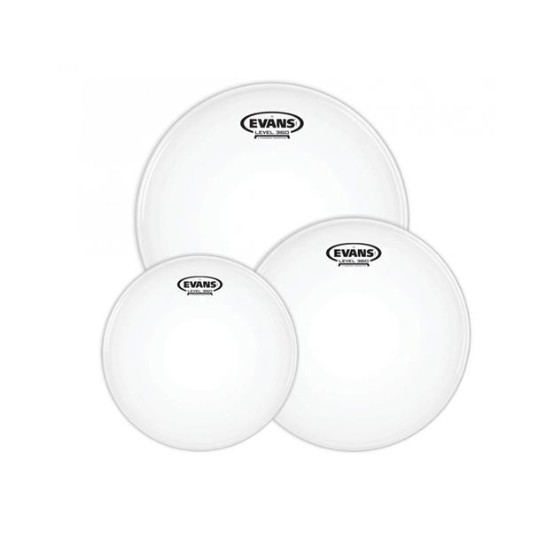 """Evans G1 Coated Tom Pack Fusion 10"""", 12"""", 14"""""""