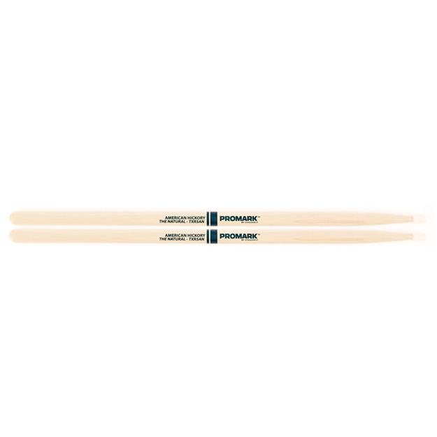 Promark 5A Nylon Natural - Hickory - Nylon Tip