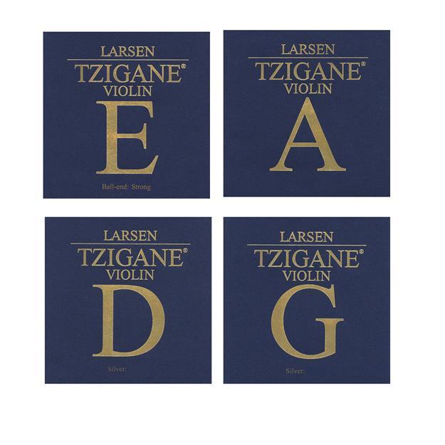 Larsen Strings Violine Tzigane medium