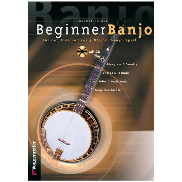 Voggenreiter Beginner Banjo