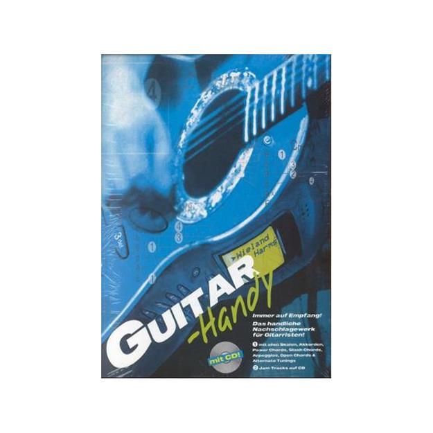 Gerig Guitar Handy mit CD
