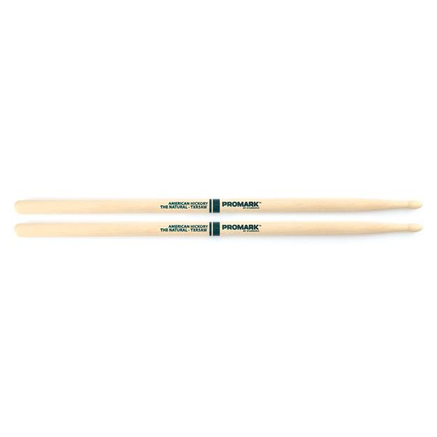 Promark 5A Natural - Hickory - Holz Tip