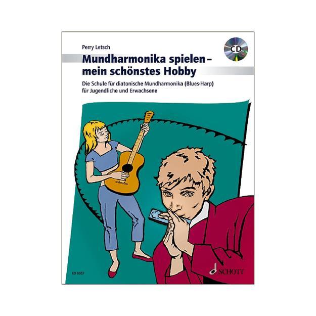 Schott Verlag Mundharmonika Spielen
