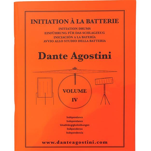 Musicom Agostini 4 - Methode de Batterie