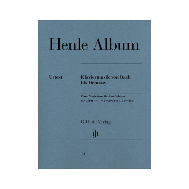 Henle Album Klaviermusik