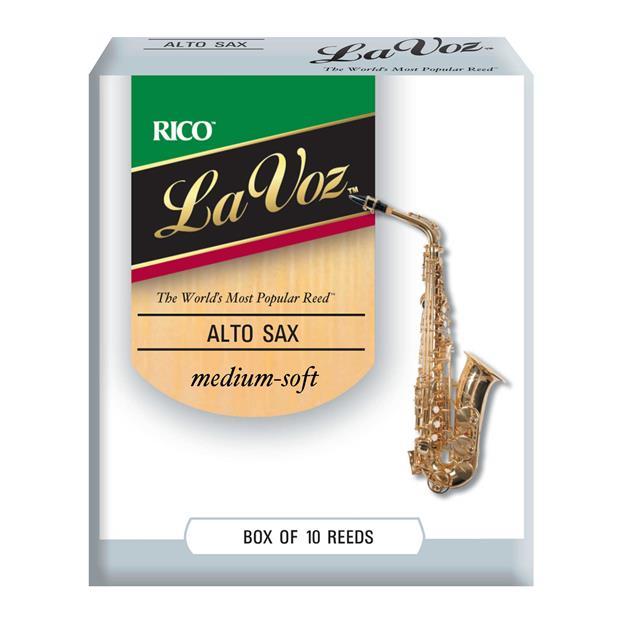 D'addario Woodwinds La Voz Medium-Soft Altsaxophon