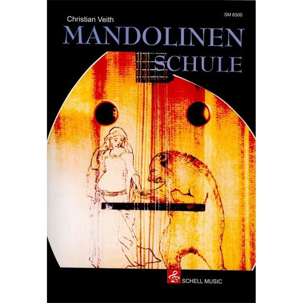 Schell Music Mandolinen Schule mit CD
