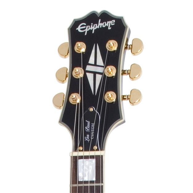 Epiphone Les Paul Custom Black Beauty 3, Ebony
