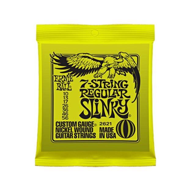 Ernie Ball 2621 Regular Slinky 7 String