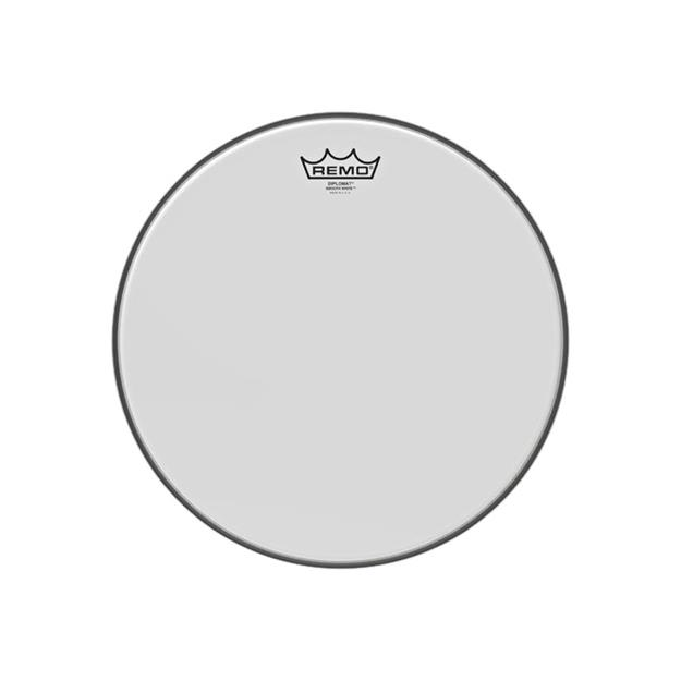 """Remo Diplomat 14"""" - Smooth White - Tomfell"""