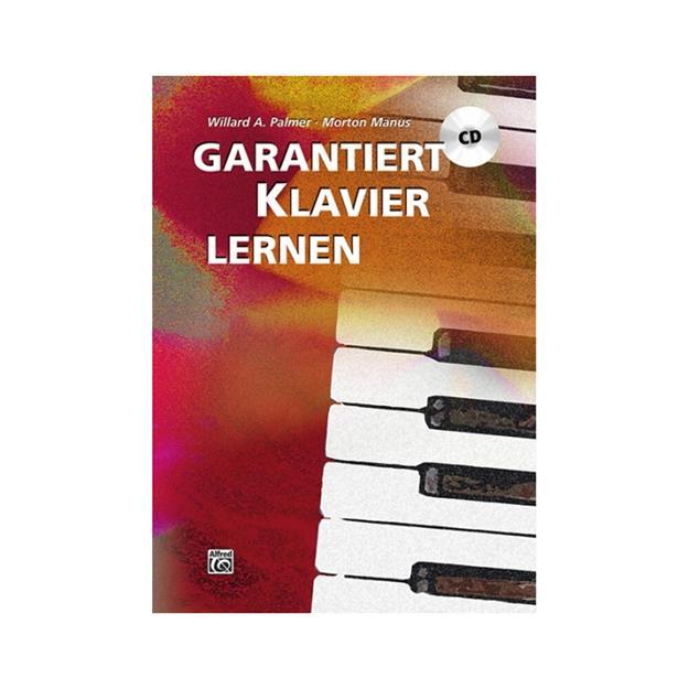 Alfred Publishing Garantiert Klavier lernen mit CD