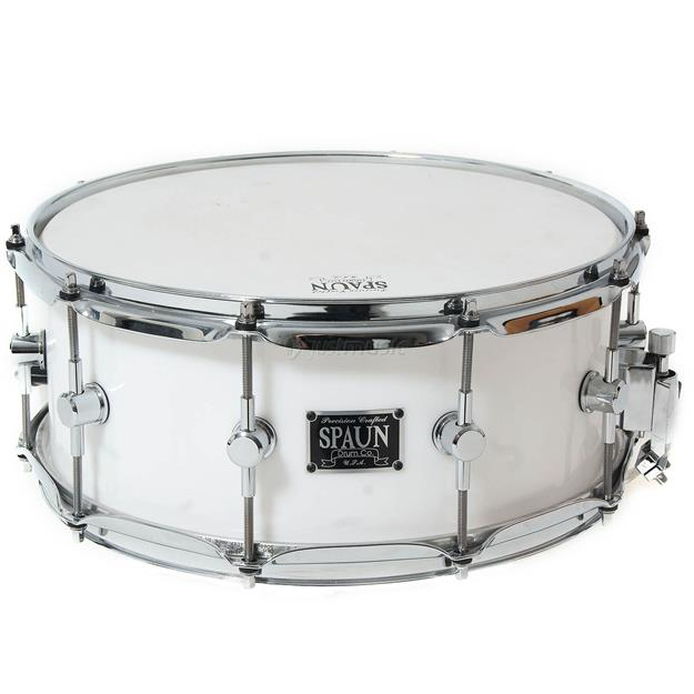 "SPAUN LED Series Acryl Snare 14""x 6"""