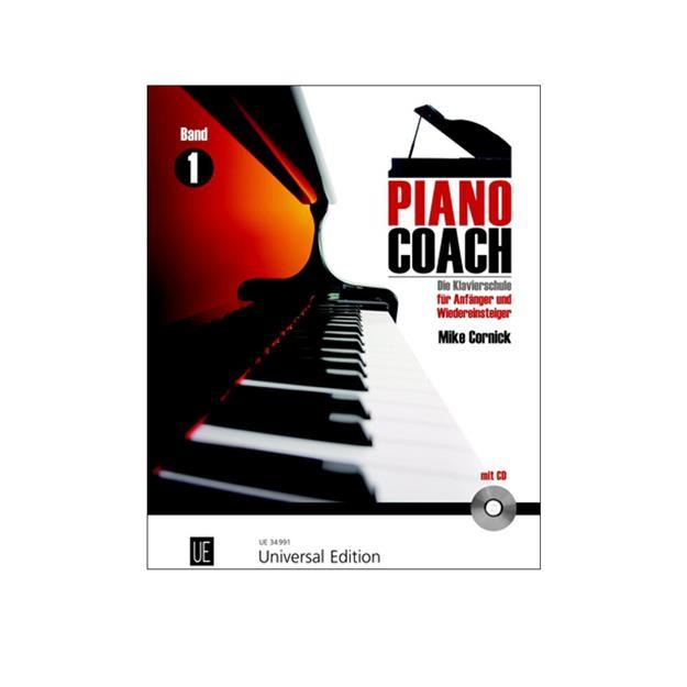 Universal Edition Piano Coach 1