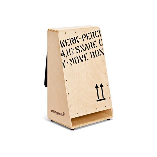 Schlagwerk Move Box, the Walk Cajon
