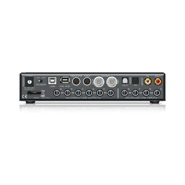 RME Fireface UCX ohne Remote