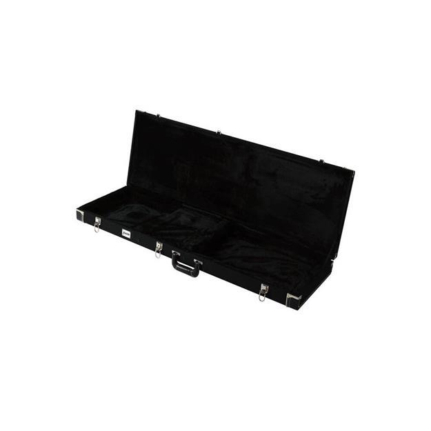 Justin E-Gitaren Universal Case Vintage Black
