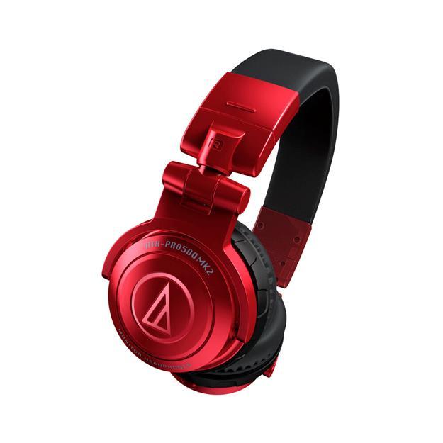 Audio Technica ATH-PRO500 MKII Red
