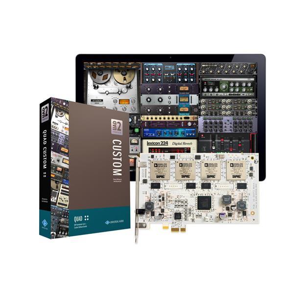 Universal Audio UAD-2 Quad Custom