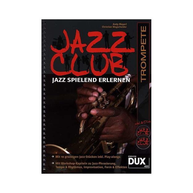 DUX Jazz Club mit 2 CDs für Trompete