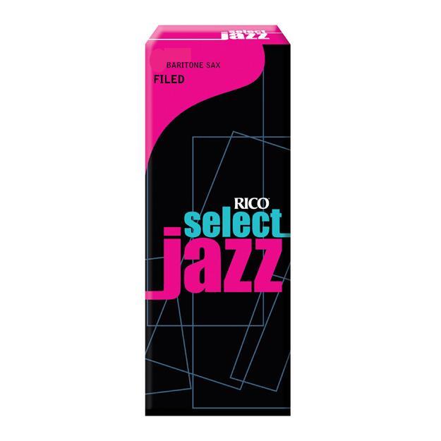 D'addario Woodwinds Select Jazz 3S Baritonsaxophon