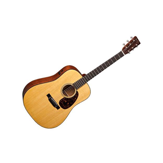 Martin Guitars D-18E Retro Fichte/Mahagoni S