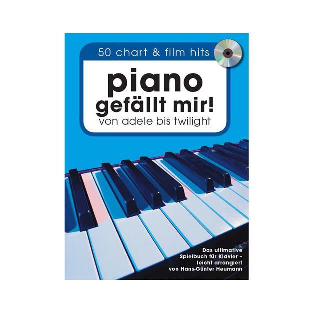 Bosworth Edition Piano gefällt mir! Band 1 mit CD