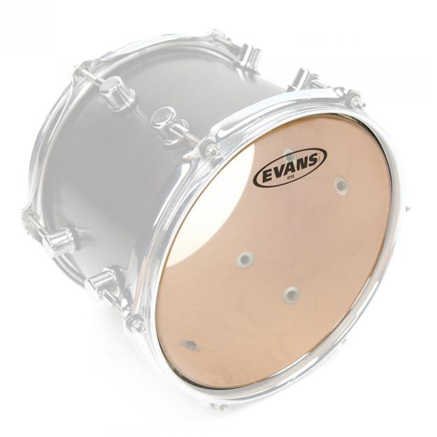 Evans G12 8'' - Clear - Tomfell - 1-lagig