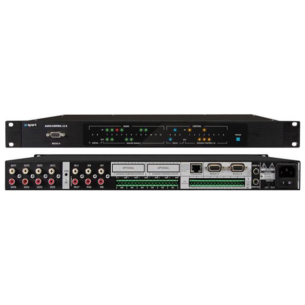 Apart Audiocontrol 12.8