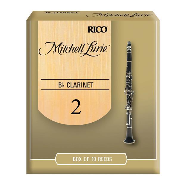 D'addario Woodwinds Mitchell Lurie 2,0 Bb- Klarinette