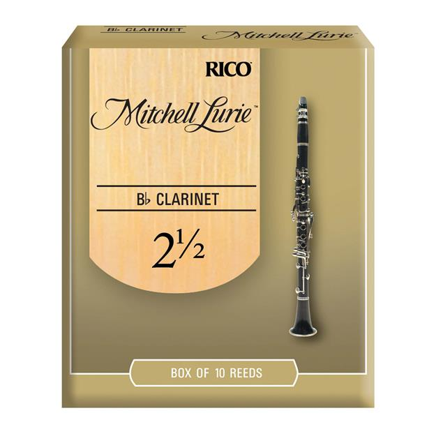 D'addario Woodwinds Mitchell Lurie 2,5 Bb- Klarinette