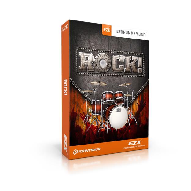 Toontrack EZX Rock! Lizenzcode