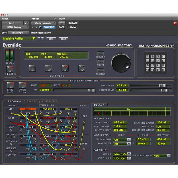 Eventide H3000 Factory Lizenzcode