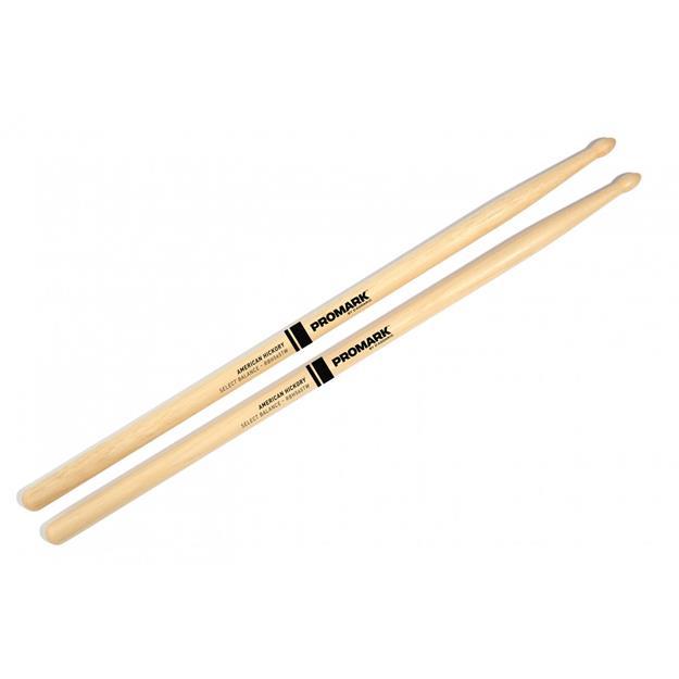 Promark Rebound 5A - Hickory - Teardrop Holz Tip
